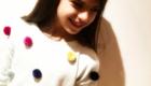 felpa personalizzata con pon pon colorati