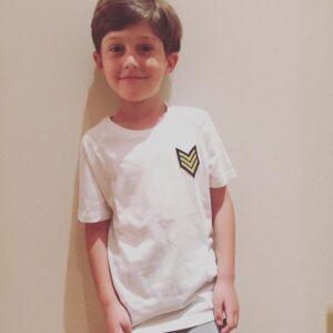 t-shirt personalizzata bambino