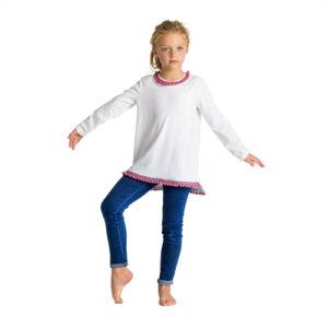 maglia personalizzata bambina