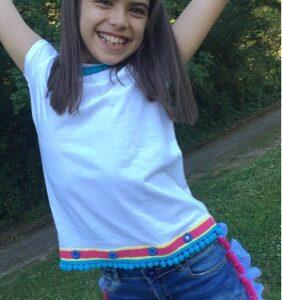 estrella-t-shirt-bambina