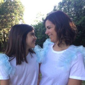 t-shirts-applicazione-tulle-mamma-e-figlia